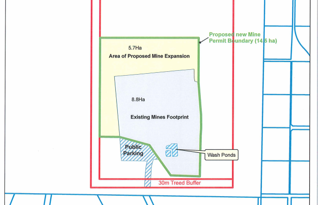 qathet Regional District Planning Committee move forward with quarry