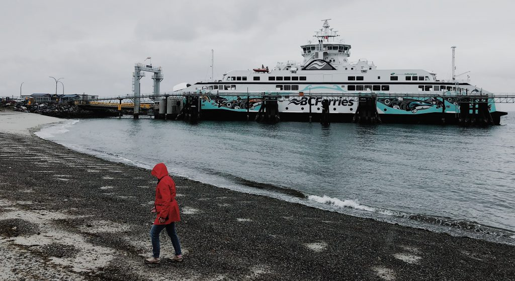 Minor ferry delays for Powell River-Comox this Thursday - My Powell River Now