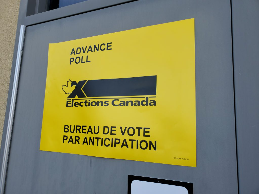 Advance polls open until Monday - My Powell River Now