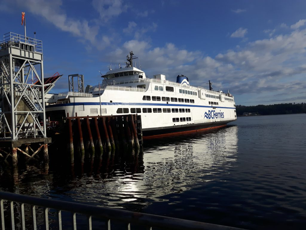 BC Ferries sailings restored - My Powell River Now