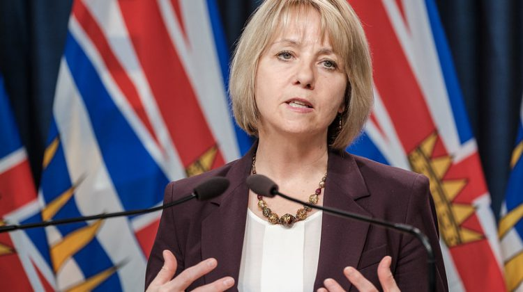 B C Announces 10 New Covid 19 Cases No New Cases On Vancouver Island My Powell River Now